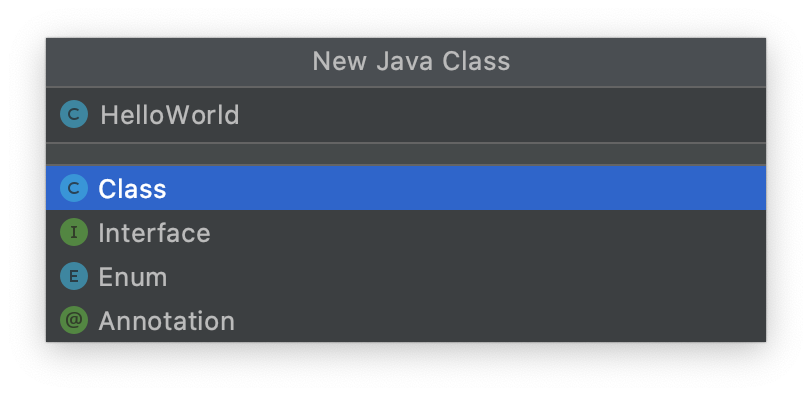 Hello World in Java (Mac OS X)