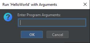 Hello World in Java (Windows)